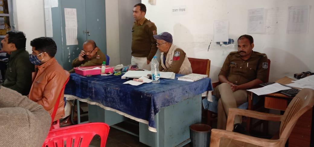 Shivraj Singh emphasizes on women safety