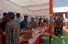 Glimpses of three-day farmers fair
