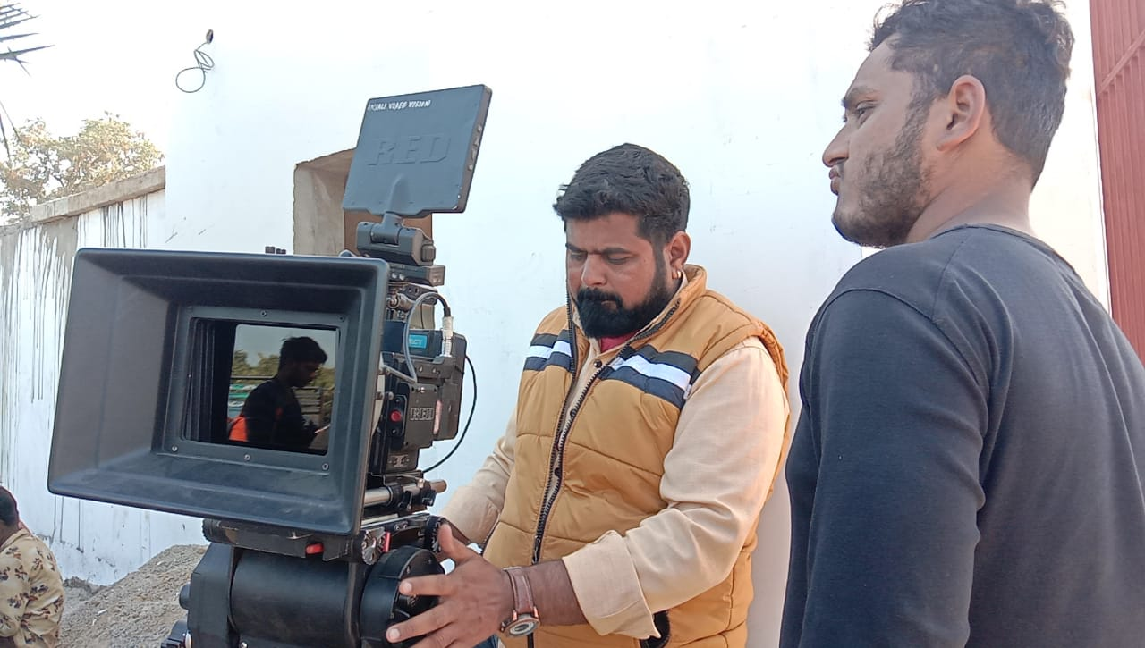 Shooting of film missing chapter in Mahoba district