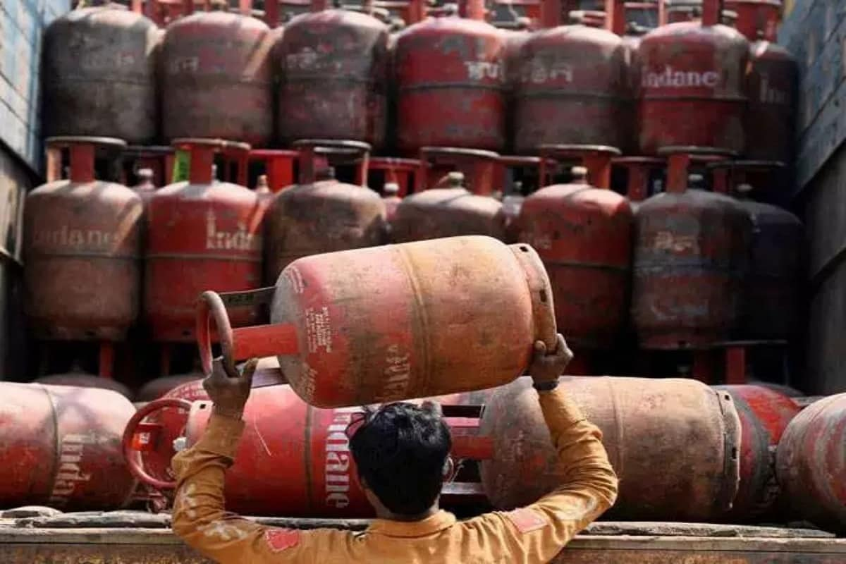 LPG cylinder and petrol and diesel prices increased
