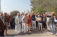 Farmers on the streets to withdraw the three agricultural ordinance bill