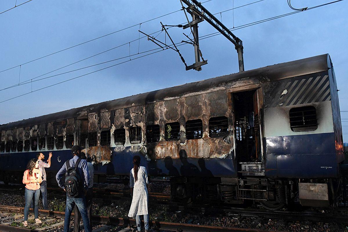 godhra train
