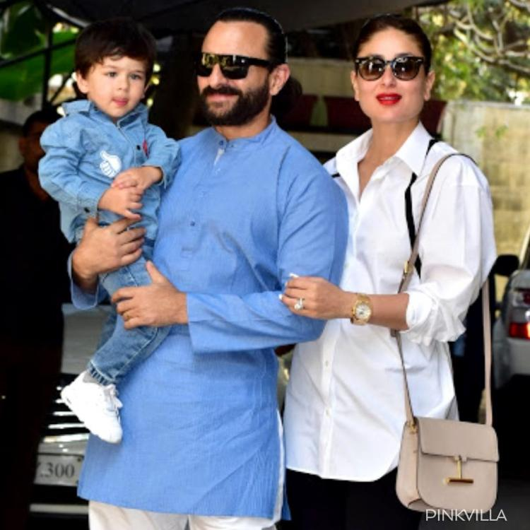 ruckus on social media again about the name of Saif and Kareena's newborn baby?
