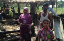 People craving rash due to fire in raw houses