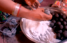 Next time you go to Satna, you will definitely eat plum seed laddus.