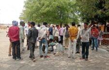 in mahoba Memorandum to bring Harijan seat in Gram Panchayati elections