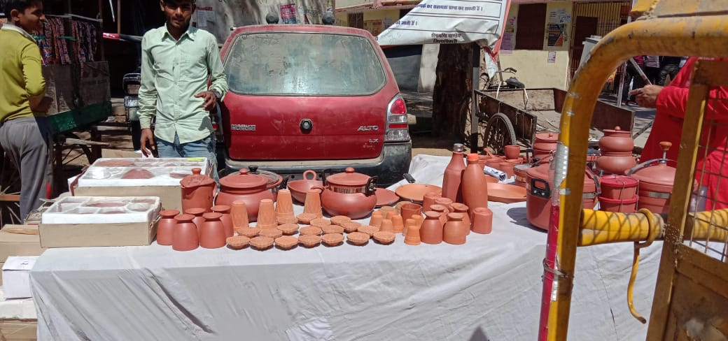 The tradition of pottery lost over time