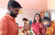 Institute adopts child for the freedom of women in Chitrakoot