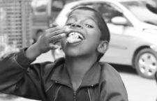 CHILD HUNGER IMAGE BY KHABAR LAHARIYA