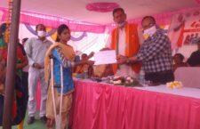 in lalitpur Women got information about schemes in maternal empowerment fair