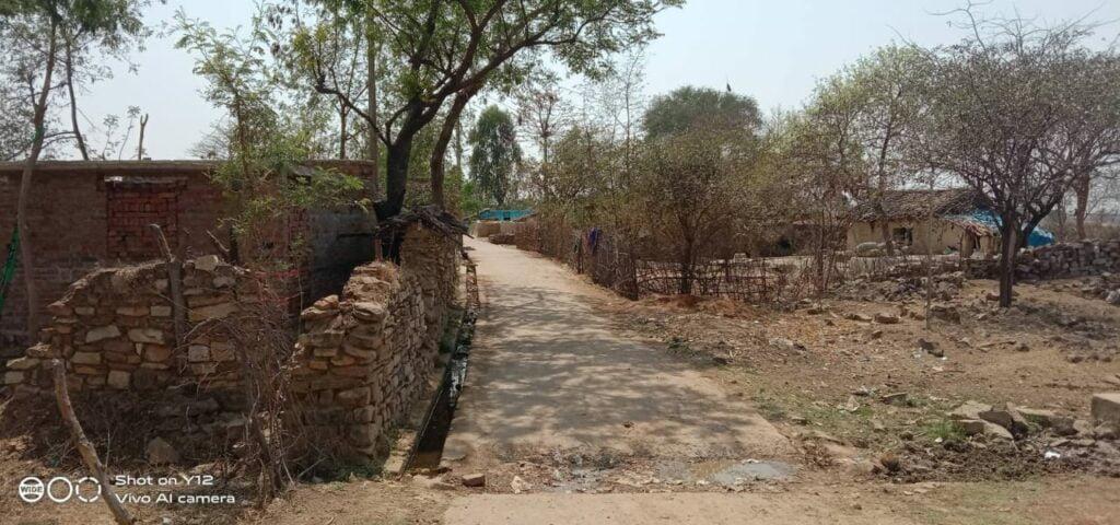 मानिकपुर क्षेत्र का गाँव
