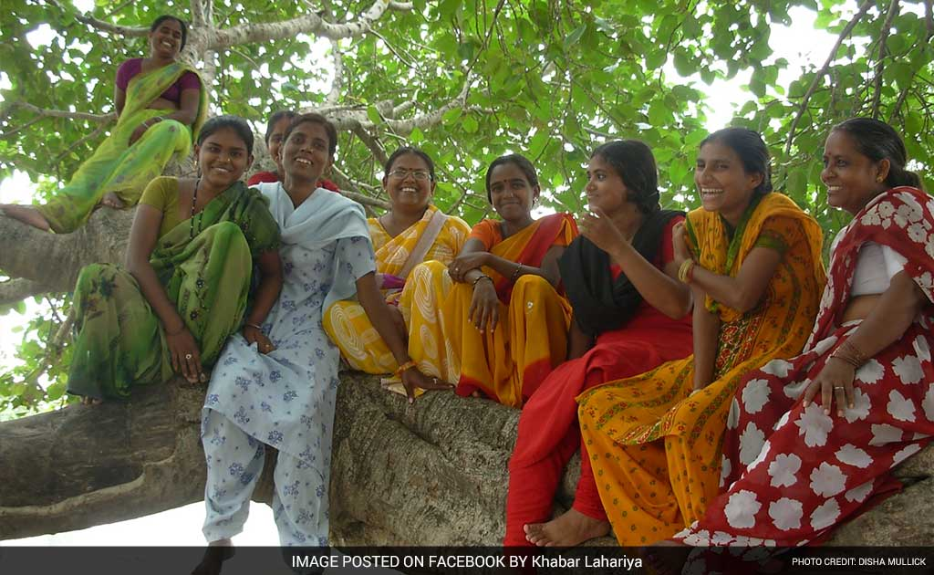 What does the National Family Health Survey report say about women's empowerment?