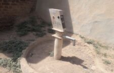 in banda 6 months of complaints of bad hand pump