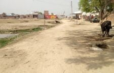 Problems in the movement of vehicles due to lack of road construction