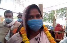 वाराणसी के चोलापुर ब्लाक मे आज हुआ प्रधान पद के लिए नामांकन