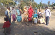 tikamgarh baanpur village is far away from development