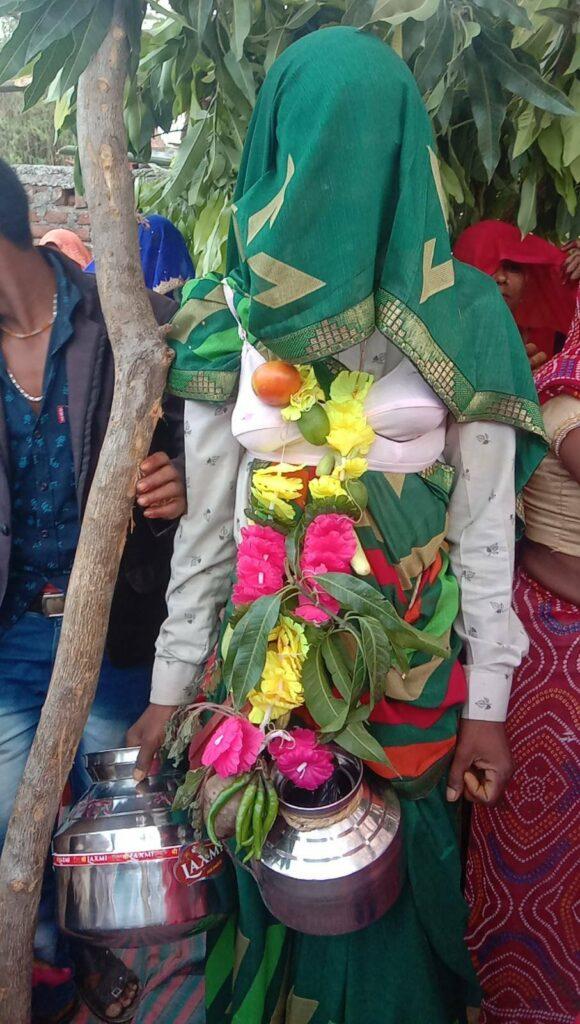 suvasa ritual of bundelkhand
