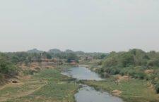 bagen river of banda image by khabar lahariya