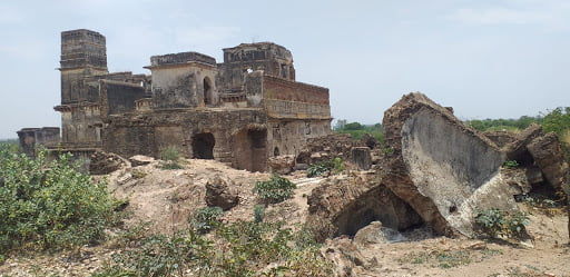 BANPUR FAMOUS FORT