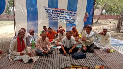 farmers image by khabar lahariya