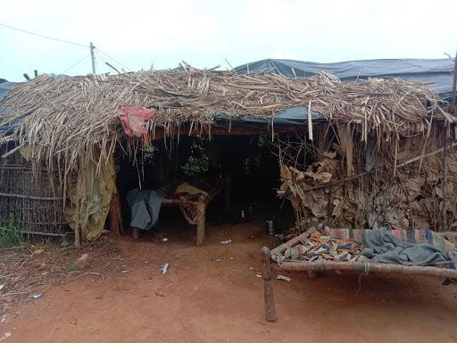 चित्रकूट: आवास से वंचित ग्रामीण, जंगलों में गुज़ार रहें जीवन