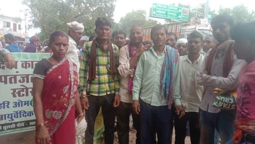 लॉकडाउन में गाँवों को लौटे मजदूरों को नहीं मिला रोज़गार