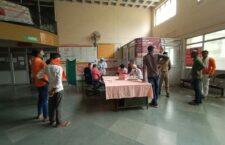 UP district hospital