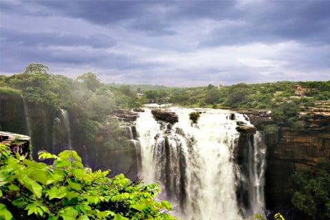 bihar waterfall