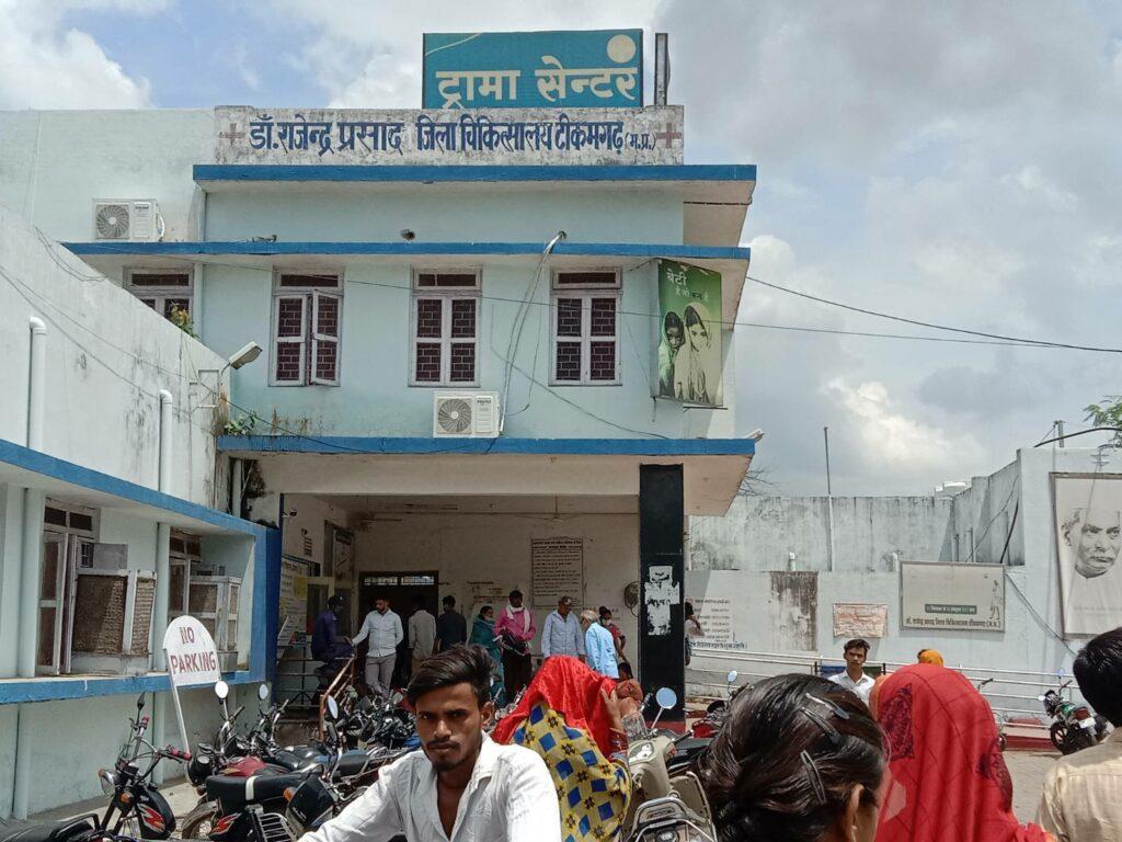 hospital photo by khabar lahariya